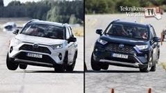 スウェーデンのカーメディア 「またトヨタが危険なSUV作ったぞ!今度は新型RAV4」