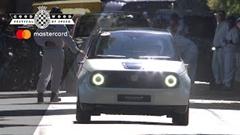 「Honda e」グッドウッドで世界初公開!