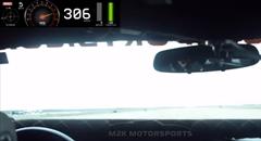 はえー!スタンディングマイル世界記録 483km/h 爆速フォード GT オンボード動画