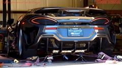 マクラーレン 600LT の実馬力をシャシダイで計測しちゃう動画