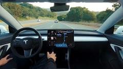 もうそこまで来ているテスラ モデル3 の完全自動運転デモ動画