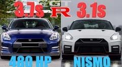 歴代日産 R35 GT-R 0-200/300km/h加速メーター動画