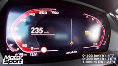 新型BMW Z4 M40i の0-235km/h加速を見てみよう