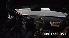 マクラーレン セナ vs 650S GT3 サーキットタイムアタック対決動画