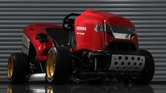 ホンダ CBR1000RRのエンジンを積んだ芝刈り機でギネス世界記録 0-100mph 6秒285!