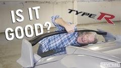 ジェームズ・メイのホンダ シビック TYPE R 超短評動画
