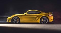 自然吸気6気筒エンジン&MTのみ 718 ケイマン GT4&スパイダー発表
