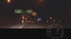 950馬力のR34 GT-Rが阪神高速を爆走しちゃう動画