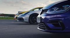 四輪駆動 vs 後輪駆動 vs 前輪駆動 ドラッグレースが速いのはどれだ?