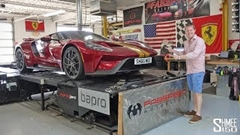 フォード GT の馬力を実測してみた動画