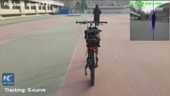 無人で動く従順なチャリンコが中国で開発される