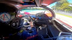 まるで戦闘機!ガスタービンを搭載したレーシングカー Howmet TX オンボード動画