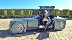 ロールスロイスのコンセプトカー103EX 実車紹介動画
