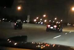 300馬力 スズキ ハヤブサ vs 1100馬力 トヨタ スープラ vs 700馬力 シボレーコルベット C6 Z06 公道加速対決動画
