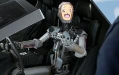 ロボットだらけの未来はつまらない?ダッジ チャージャーの面白CM動画