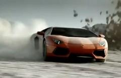 超かっこいい!ランボルギーニ アヴェンタドール LP700-4 のプロモーション動画