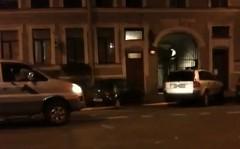 これはグッジョブ!迷惑駐車を強引に移動しちゃう動画