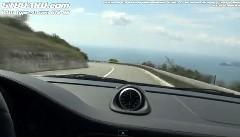 ポルシェ 997 GT2 RS がフランスの峠を爆走しちゃう動画