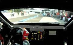 日産 リーフ ニスモ RC のサーキットオンボード動画