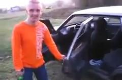 意外とそれっぽく聞こえるポンコツカーを使ったスクラッチ動画