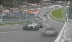 F1 マシン はえーーーー!!!!ってのがよくわかる動画
