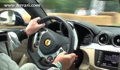 いい音するなぁ Goodwood 2011 で走行したフェラーリ FF のオンボード動画