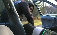 面白動画 これなら安心!車両盗難防止システム動画