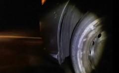 レンタカーでニコ生車載動画配信中に車をぶつけちゃった動画