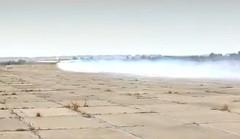 ホンダ シビック ターボ vs ラーダ 2109 AVS  vs プロペラ機Yak-52 異種加速対決動画