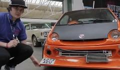 おい!ロンドンのモーター博物館に日本の暴走族仕様の車が飾られてるぞ!wwwっていう動画
