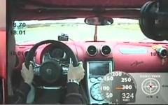 はえー!ケーニグセグ アゲーラ R 0-200-0mph オンボード動画