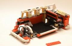 レゴで作ったVWトランスポーターT1 の制作過程をコマ撮りしてみた動画