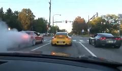 シェルビー GT500 vs ポルシェ 996 ターボ改 vs シボレー コルベット Z06 公道シグナルグランプリ動画