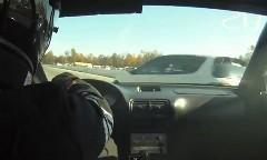 ホンダ インテグラ 950馬力がドラッグレース後にクラッシュしちゃう動画