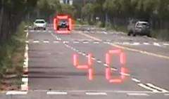 これで警察も恐くない!速度計測されなくなる装置の動画