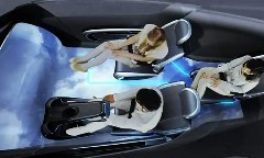 未来的すぎるぅぅ!トヨタ Fun-Vii のプロモーション動画