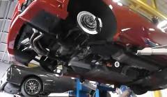 日産 GT-R のミッションの降ろし方が分かる動画