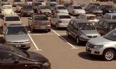 殺伐とした駐車場で起こる攻防が面白いフォルクスワーゲン ティグアンのCM動画