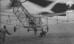 浮いたー!!初期のヘリコプターいろいろ動画