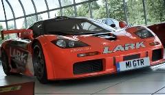 マクラーレン F1 GTR を公道で走らせてみた動画