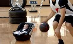 バスケットボールでブリヂストンの技術を分かりやすく表現してみたCM動画