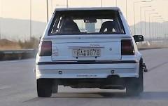 トヨタ スターレット EP70 に600馬力のエンジンを積んじゃった動画