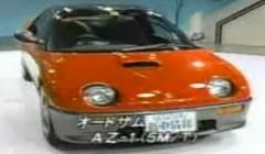 伝説の軽自動車 マツダ オートザム AZ-1 を紹介しちゃう動画