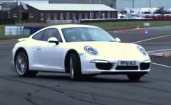 日産 GT-R vs ポルシェ 991 カレラS サーキットタイムトライアル動画