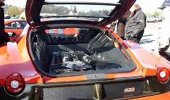 フェラーリ F430 スクーデリアのレプリカ発見!っていう動画