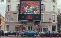縦列駐車の下手さをピンボールゲームで表現しちゃうフォードのパーキングアシストの面白CM動画