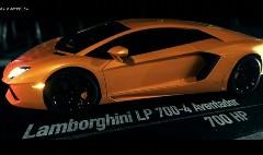 ランボルギーニ アヴェンタドール 700馬力 vs 日産 GT-R 700馬力 公道加速対決動画