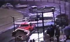 カオスすぎるwwwボートレースとカーレースを合体させてみた面白レース動画