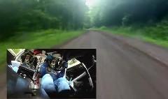 はえー!スバルラリーチームUSA インプレッサ WRX STI のオンボード動画