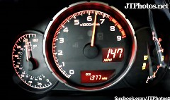 スバル BRZ の最高速度がどのくらい出るのかアウトバーンで試してみた動画